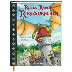 Tristans Zauberschwert, in: Ritter, Räuber, Riesendrachen – Geschichten und Gedichte von Britta Kudla (Hrsg.)