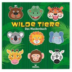 Das Maskenbuch – Wilde Tiere