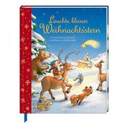 Eduard will ein Rentier sein!, in: Leuchte, kleiner Weihnachtsstern – 24 Geschichten und Gedichte von Britta Kudla (Hrsg.)