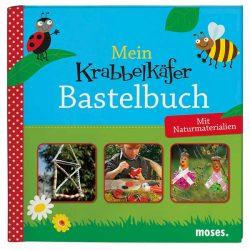 Mein Krabbelkäfer Bastelbuch