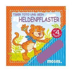 Tiger Toto und sein Heldenpflaster