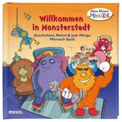 Meine kleinen Monster – Willkommen in Monsterstadt