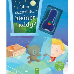 Wen suchst du, kleiner Teddy?