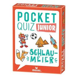 Pocket Quiz Junior – Schlaumeier