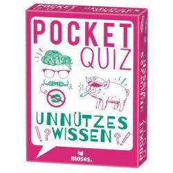 Pocket Quiz – Unnützes Wissen