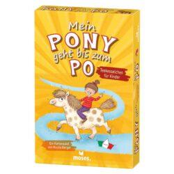 Mein Pony geht bis zum Po