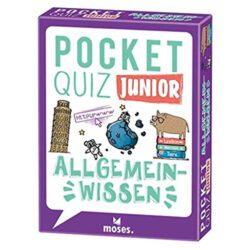 Pocket Quiz Junior – Allgemeinwissen